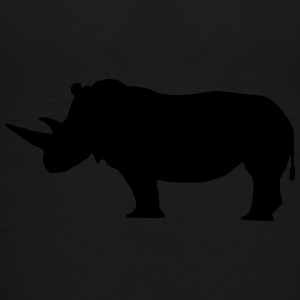 Rhino - Africa - Zoo Kids' Shirts - Toddler Premium T-Shirt