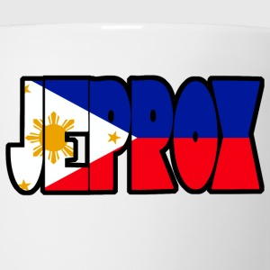 Jeprox Mens Filipino Tshirt - Coffee/Tea Mug