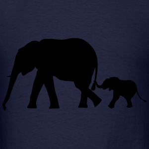 Elephants - Elephant Hoodies - Men's T-Shirt