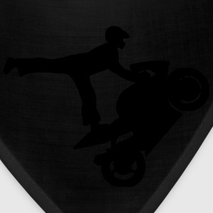 Motorcycle Wheelie - Bandana