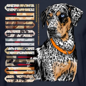 catahoula_dog T-Shirts - Men's Long Sleeve T-Shirt