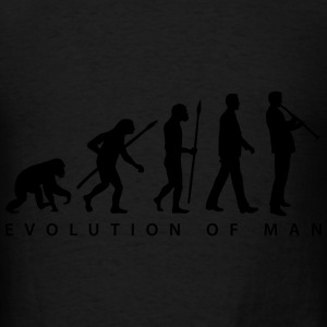 evolution_klarinette_spieler_082013_b_1c Bags & backpacks - Men's T-Shirt