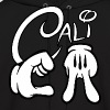 CALIFORNIA Mickey Hands Hoodies - Men's Hoodie