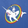 Narwhal Rainbow  - Tote Bag