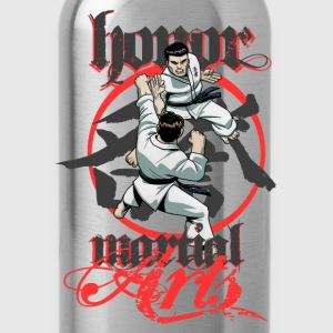 Honor Martial Arts Shotokan Karate - Water Bottle