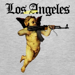LOS ANGELES - Men's Premium Tank