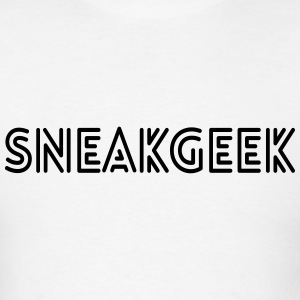 sneak geek Hoodies - Men's T-Shirt
