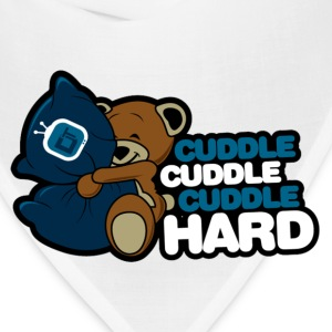 Cuddle Hard T-Shirts - Bandana