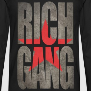 Rich Gang T-Shirts - Men's Premium Long Sleeve T-Shirt