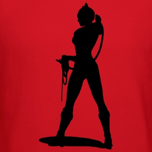 Sexy Bondage - Woman with whip Tanks - Crewneck Sweatshirt