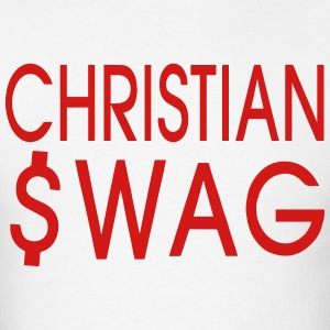 CHRISTIAN SWAG - Men's T-Shirt