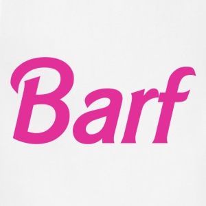 Barbie Barf Women's T-Shirts - Adjustable Apron