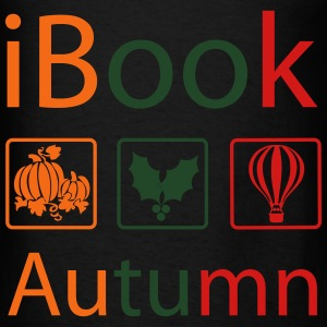 iBook Autumn Bags & backpacks - Men's T-Shirt