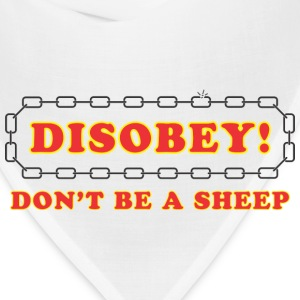 disobey_sheep T-Shirts - Bandana