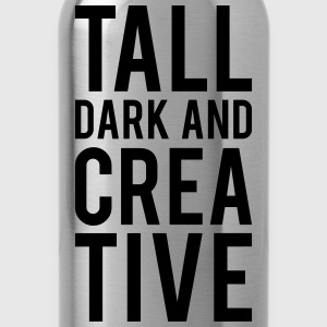 Tall Dark and Creative - Water Bottle