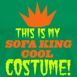 This is my Sofa king cool Halloween Hoodies - Men's Premium T-Shirt
