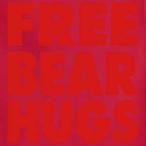 FREE BEAR HUGS T-Shirts - Adjustable Apron