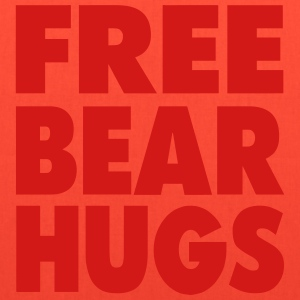 FREE BEAR HUGS T-Shirts - Tote Bag