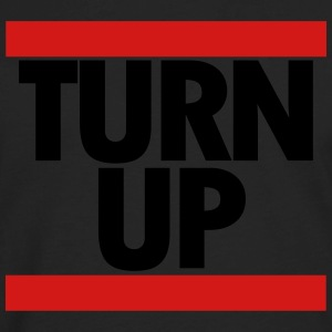 TURN UP Tank Top Tee Shirt - Men's Premium Long Sleeve T-Shirt