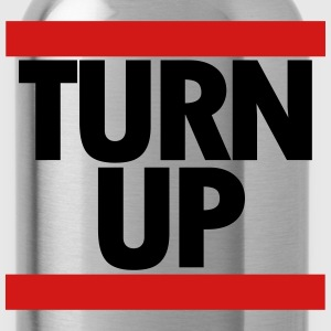 TURN UP HOODIE Hoodies - Water Bottle