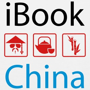 iBook China II Hoodies - Men's Premium Tank