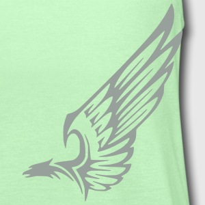 bird of prey 3_ T-Shirts - Women's Flowy Tank Top by Bella