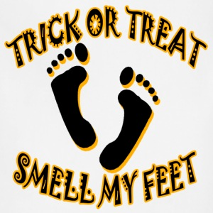 Trick or Treat Smell my Feet Kids' Shirts - Adjustable Apron
