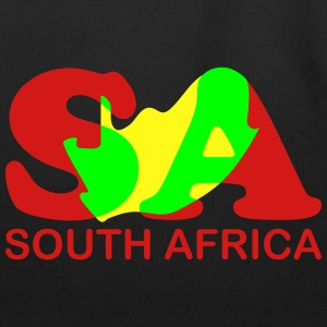 SA, South Africa T-Shirts - Eco-Friendly Cotton Tote