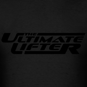 The Ultimate Lifter Hoodies - Men's T-Shirt