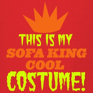 This is my Sofa king cool Halloween Bags & backpacks - Men's T-Shirt