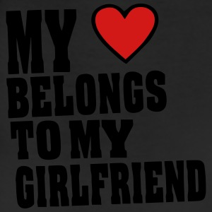MY HEART BELONGS TO MY GIRLFRIEND T-Shirts - Leggings