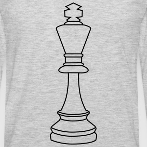 chess T-shirts - Men's Premium Long Sleeve T-Shirt