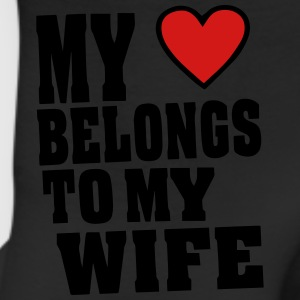 MY HEART BELONGS TO MY WIFE - Leggings