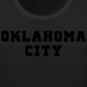 Oklahoma City College T-Shirts - Men's Premium Tank