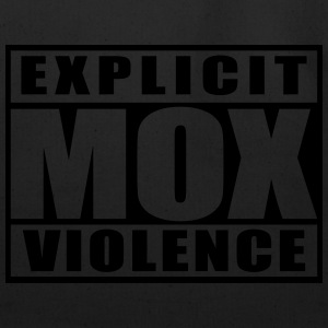 Explicit Mox Violence T-Shirts - Eco-Friendly Cotton Tote