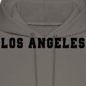 Los Angeles College T-Shirts - Men's Hoodie