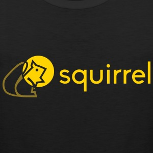 Symbols 2013: squirrel T-Shirts - Men's Premium Tank