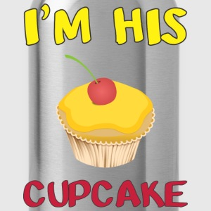 I'm His CUPCAKE  Tanks - Water Bottle