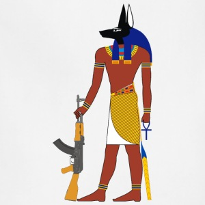 anubis AK-47, agypt crysis - Adjustable Apron