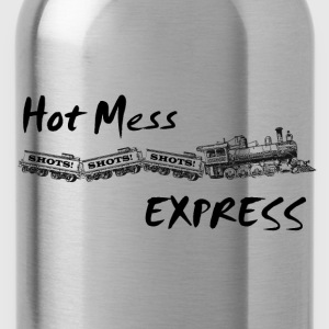 Hot Mess Express - Water Bottle