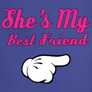 She's My Best Friend Hoodies - Adjustable Apron