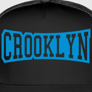 CROOKLYN Women's T-Shirts - Trucker Cap