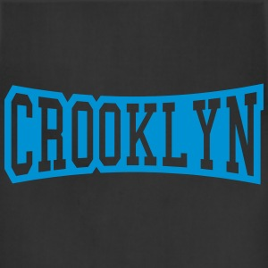CROOKLYN Women's T-Shirts - Adjustable Apron