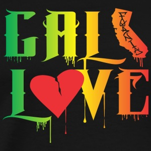 CALI Love Tanks - Men's Premium T-Shirt