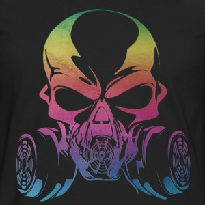 skull spectrum - Men's Premium Long Sleeve T-Shirt
