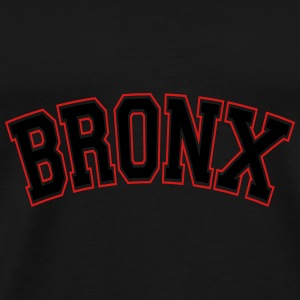 BRONX, NYC Caps - Men's Premium T-Shirt