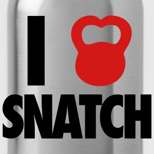 I Love Snatch Women's T-Shirts - Water Bottle