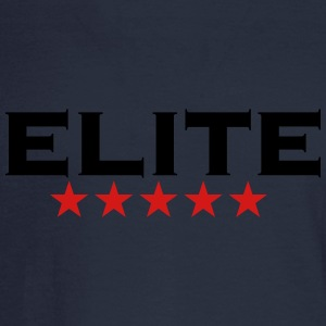 ELITE, 5 stars, For the Best of the Best! T-Shirts - Men's Long Sleeve T-Shirt