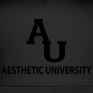 Aesthetic University Hoodies - Trucker Cap