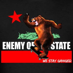 Enemy Of State Hoodies - Men's T-Shirt